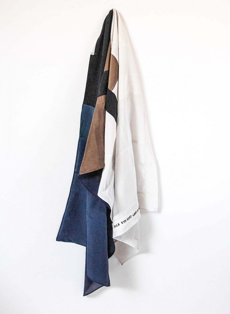 Amp Ii Pieces The Mottainai Scarf Andpause